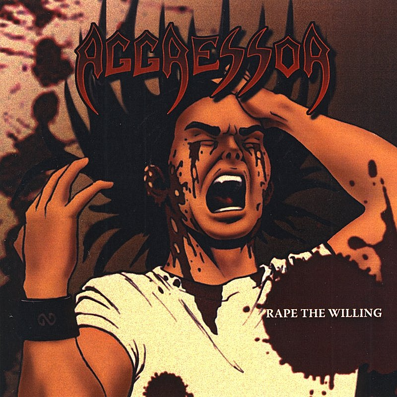 Cover Art: Rape The Willing