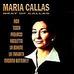 Maria Callas Best Of Callas