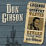 Don Gibson Legends Of Country