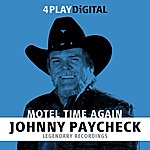 Johnny Paycheck Motel Time Again. - 4 Track Ep