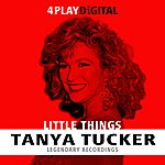 Tanya Tucker Little Things - 4 Track Ep