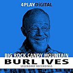 Burl Ives Big Rock Candy Mountain - 4 Track Ep