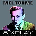 Mel Tormé Six Play: Mel Tormé - Ep