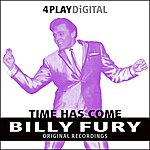 Billy Fury Time Has Come - 4 Track Ep
