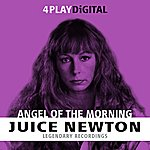 Juice Newton Angel Of The Morning - 4 Track Ep
