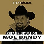 Moe Bandy It's A Cheating Situation - 4 Track Ep