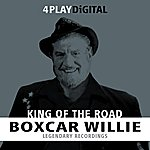 Boxcar Willie King Of The Road - 4 Track Ep