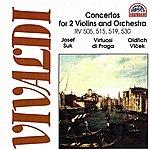 Josef Suk Vivaldi: Concertos For Two Violins And Orchestra