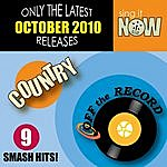 Off The Record October 2010: Country Smash Hits