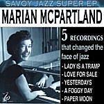 Marian McPartland Savoy Jazz Super - Ep