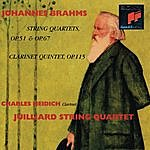 Charles Neidich Brahms: The Three String Quartets And Clarinet Quintet