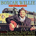 Boxcar Willie King Of The Road - 20 Great Tracks