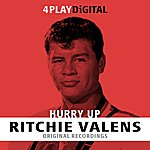 Ritchie Valens Hurry Up! - 4 Track Ep