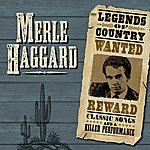 Merle Haggard Legends Of Country