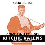 Ritchie Valens Come On, Let's Go - 4 Track Ep