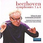 Stanislaw Skrowaczewski Beethoven, L. Van: Symphonies Nos. 1 And 4