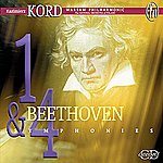 Kazimierz Kord Beethoven: Symphonies Nos. 1 And 4 / Overture To Egmont