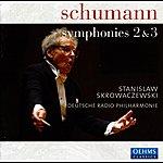 """Stanislaw Skrowaczewski Schumann, R.: Symphonies Nos. 2 And 3, """"Rhenish"""""""