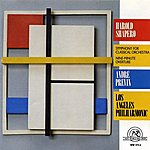 Los Angeles Philharmonic Orchestra Harold Shapero: Symphony For Classical Orchestra/Nine-Minute Overture