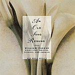 William Parker Old Song Resung: William Parker Sings Ives, Griffes, Farwell, And Cadman