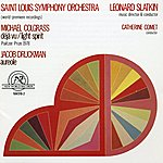 St. Louis Symphony Orchestra Michael Colgrass/Jacob Druckman