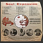 Jazz Addixx Soul Expansion (Unreleased And Remixes)