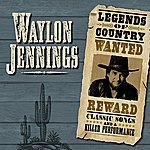 Waylon Jennings Legends Of Country