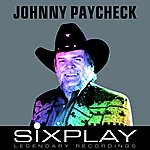 Johnny Paycheck Six Play: Johnny Paycheck - Ep