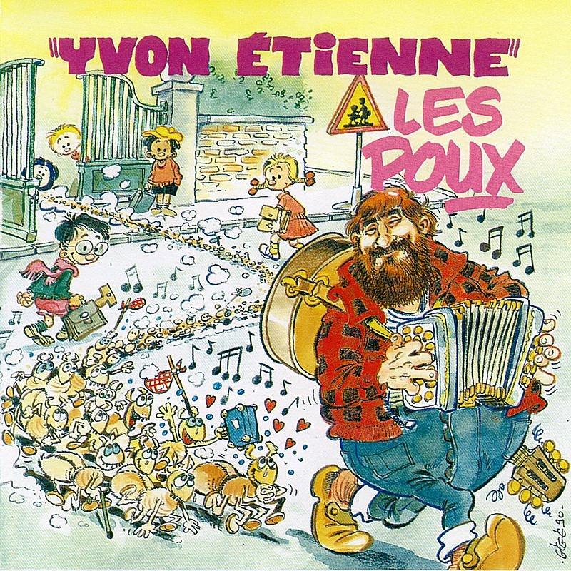 Cover Art: Les Poux (Et Autres Comptines Approuvées Par La Morale)