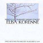 Elisa Korenne Minnesota's Ordinarily Unsung Concert