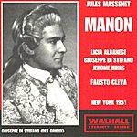Licia Albanese Jules Massenet : Manon