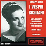 Mario Rossi Giuseppe Verdi : I Vespri Siciliani