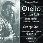 George Szell Giuseppe Verdi : Otello