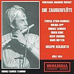 Joseph Keilberth Wolfgang Amadeus Mozart : Die Zauberflöte