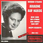 Joseph Keilberth Richard Strauss : Ariadne Auf Naxos