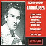 Rudolf Kempe Richard Wagner : Tannhäuser