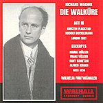 Wilhelm Furtwängler Richard Wagner : Die Walküre