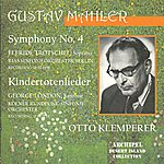 Otto Klemperer Gustav Mahler : Symphony No.4 & Kindertotenlieder