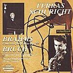 Christian Ferras Johannes Brahms : Concerto For Violin Op.77 - Max Bruch : Concerto For Violin No.1