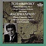 Fritz Reiner Peter Ilijc Tckaikovsky : Piano Concerto No.1 - Sergej Rachmaninov : Piano Concerto No.3