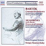 Boston Symphony Orchestra Bartok: Concerto For Orchestra / Mussorgsky: Pictures At An Exhibition (Koussevitzky) (1943-1944)