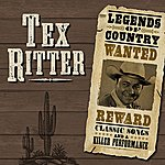 Tex Ritter Legends Of Country