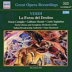 Maria Caniglia Verdi: Forza Del Destino (La) (Tagliabue, Caniglia) (1941)