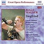 Kirsten Flagstad Wagner, R.: Siegfried (Metropolitan Opera) (1937)