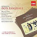 Riccardo Muti Donizetti: Don Pasquale