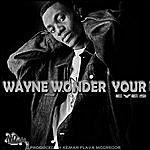 Wayne Wonder Your Eyes Ep