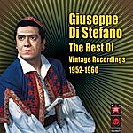Giuseppe Di Stefano The Best Of - Vintage Recordings 1952-1960