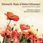 Daniel Paul Horn Sehnsucht - Music Of Robert Schumann
