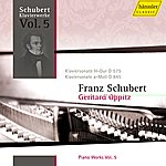 Gerhard Oppitz Schubert: Piano Works, Vol. 5