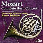 Barry Tuckwell Mozart: Complete Horn Concerti